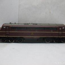 Trenes Escala: MARKLIN REF: 3067 - LOCOMOTORA DIÉSEL PRIMERA VERSIÓN DE CORRIENTE ALTERNA DSB M1106 - ESCALA H0. Lote 68017773
