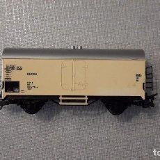 Trenes Escala: MARKLIN. VAGON CERRADO ISOTERMO HO. Lote 68714521