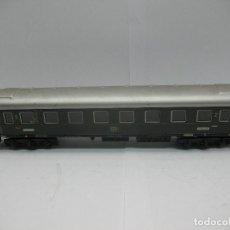 Trenes Escala: MARKLIN REF: 4037 - COCHE DE PASAJEROS DE LA DB 14208 - ESCALA H0. Lote 70065269