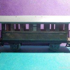Trenes Escala: MARKLIN - REF. REFERENCIA - 4040 - VAGÓN DE PASAJEROS 2ª CLASE 2 EJES - ESCALA H0 1:87. Lote 71125757