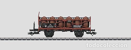 INSIDER TRANSPORTE ÁCIDOS DEGUSSA (Juguetes - Trenes a Escala - Marklin H0)