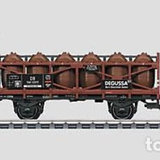 Trenes Escala: INSIDER TRANSPORTE ÁCIDOS DEGUSSA. Lote 73402009