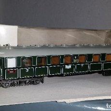 Trenes Escala: MÁRKLIN COCHE MIXTO 1A/2A/3A CLASE DE LOS K.BAY.STAATSBAHN. Lote 73546395