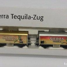 Trenes Escala: VAGONES MARKLIN REF. 94006 SIERRA TEQUILA. Lote 74209619
