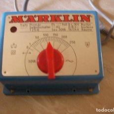 Trenes Escala: ANTIGUO TRANSFORMADOR MARKLIN . Lote 76902951
