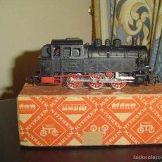 Trenes Escala: MARKLIN H0. ANTIGUA LOCOMOTORA TM 800. Lote 56610271