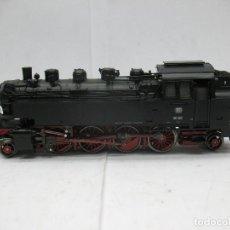 Trenes Escala: MARKLIN REF: 33961 - LOCOMOTORA DE VAPOR DE LA DB 86 582 CORRIENTE ALTERNA TELEX - ESCALA H0. Lote 79983189