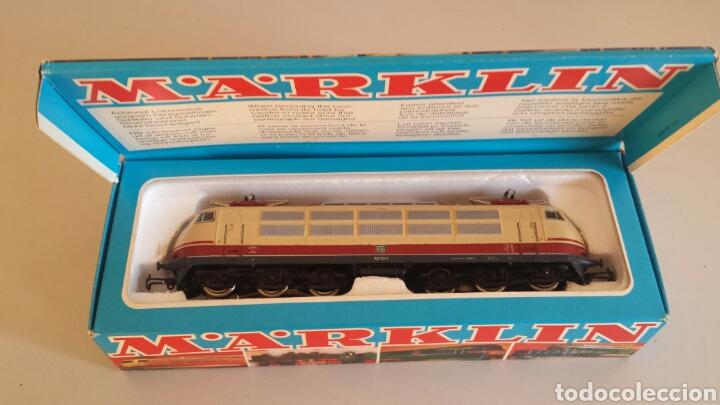 Trenes Escala: Locomotora marklin 3054 H0 Perfecta Corriente alterna Märklin - Foto 2 - 80117479