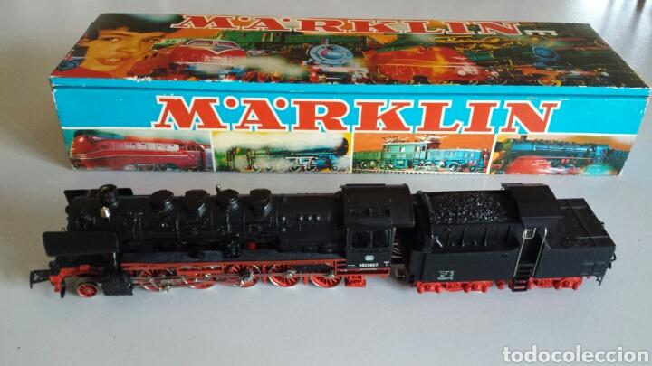 LOCOMOTORA MARKLIN 3084 H0 CORRIENTE ALTERNA (Juguetes - Trenes a Escala - Marklin H0)