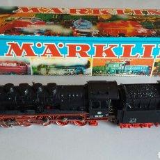 Trenes Escala: LOCOMOTORA MARKLIN 3084 H0 CORRIENTE ALTERNA. Lote 80163239