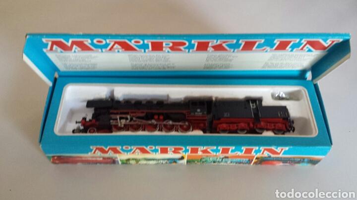 Trenes Escala: Locomotora marklin 3084 H0 corriente alterna - Foto 2 - 80163239