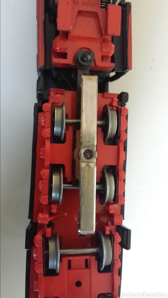 Trenes Escala: Locomotora marklin 3084 H0 corriente alterna - Foto 16 - 80163239