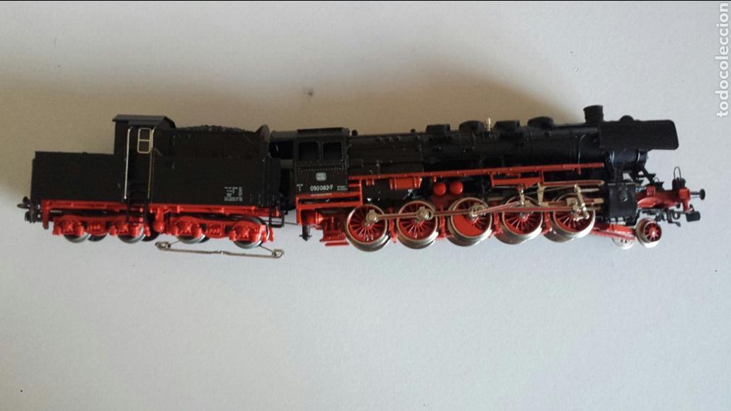 Trenes Escala: Locomotora marklin 3084 H0 corriente alterna - Foto 11 - 80163239