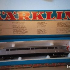 Trenes Escala: LOCOMOTORA ZEPPELIN MARKLIN 3077 ALTERNA PATIN IMPECABLE ZEPELIN. Lote 81938000