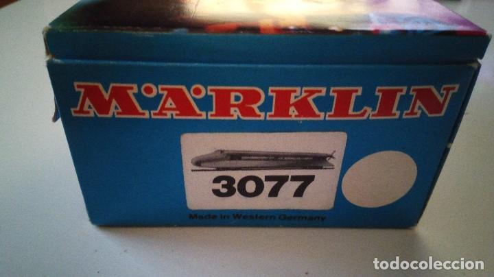 Trenes Escala: Locomotora Zeppelin MARKLIN 3077 alterna patin impecable zepelin - Foto 7 - 81938000