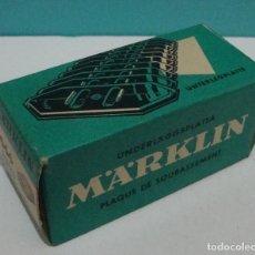 Trenes Escala: (TC-17) CAJA VACIA MARKLIN REF 7066. Lote 83118184