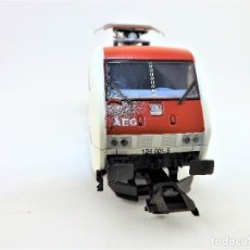 Trenes Escala: MÄRKLIN 3738 LOCOMOTORA BR128 DIGITAL H0. Lote 83377892