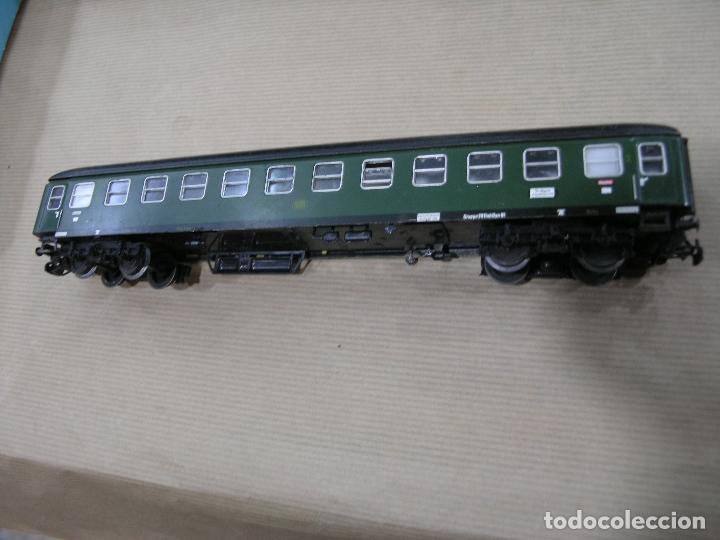 VAGÓN PASAJEROS DB MARKLIN (Juguetes - Trenes a Escala - Marklin H0)