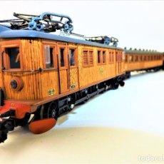 Trenes Escala: MARKLIN 2670 TREN SUECO. Lote 86330196
