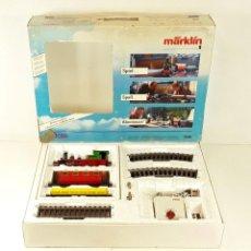 Trenes Escala: MARKLIN PISTA 1 MAXI DIGITAL. METAL. ESC H0. REF 5440. ALEMANIA. CIRCA 1992.. Lote 87148832