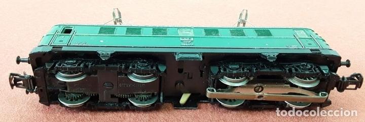 Trenes Escala: LOCOMOTORA ELÉCTRICA AUSTRÍACA EN METAL. 1141. REF 3036. MARKLIN. ALEMANIA. CIRCA 1970. - Foto 8 - 87427800