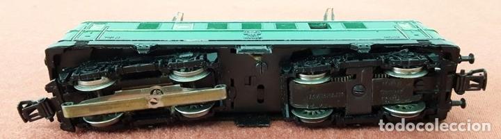 Trenes Escala: LOCOMOTORA ELÉCTRICA AUSTRÍACA EN METAL. 1141. REF 3036. MARKLIN. ALEMANIA. CIRCA 1970. - Foto 9 - 87427800