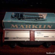 Trenes Escala: MÄRKLIN 4633 VAGÓN MERCANCÍAS H0. Lote 88292328