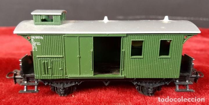 Trenes Escala: TREN ELECTRICO MARKLIN. MODELO 29175. ESCALA H0. COMPETO. CIRCA 1970. - Foto 5 - 88523392