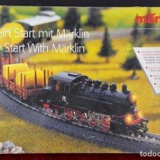 Trenes Escala: TREN MARKLIN. MODELO 29185. ESCALA H0. COMPLETO. CIRCA 1970. . Lote 88565720