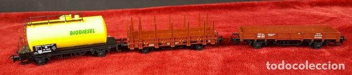 Trenes Escala: TREN MARKLIN. MODELO 29185. ESCALA H0. COMPLETO. CIRCA 1970. - Foto 11 - 88565720