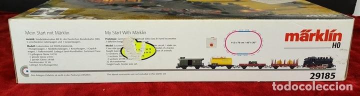 Trenes Escala: TREN MARKLIN. MODELO 29185. ESCALA H0. COMPLETO. CIRCA 1970. - Foto 15 - 88565720
