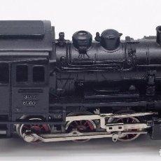 Trenes Escala: LOCOMOTORA HO MARKLIN VAPOR REF 3000 BR 89005 DE LA DB 16V CORRIENTE ALTERNA 11,1CM LONGITUD. Lote 90092968