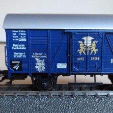 Trenes Escala: MÄRKLIN. VAGON DEL MUSEO 1998. Lote 91528910