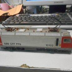 Trenes Escala: LOCOMOTORA MARKLIN HO 10102 . Lote 92799780
