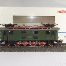 Trenes Escala: LOCOMOTORA ELECTRICA BR 132 DB MARKLIN 3179 CORRIENTE ALTERNA ESCALA H0. Lote 95685187