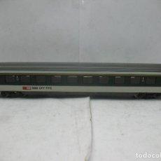 Trenes Escala: MARKLIN - COCHE DE PASAJEROS DE LA SBB CFF FFS 1 - ESCALA H0. Lote 97835419