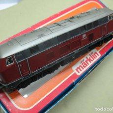 Trenes Escala: LOCOMOTORA MARKLIN 3075. Lote 101193115