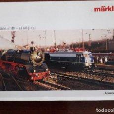 Trenes Escala: CATÁLOGO MÄRKLIN AÑO 2006 - ESPAÑOL.. Lote 101444907