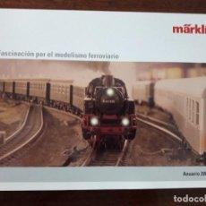 Trenes Escala: CATÁLOGO MÄRKLIN AÑO 2008/2009 - ESPAÑOL.. Lote 101444971