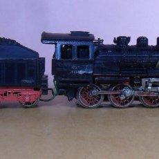 Trenes Escala: MARKLIN H0 - LOCOMOTORA DE VAPOR 3003 CON TENDER - 24058. Lote 101769691
