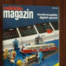 Trenes Escala: MÄRKLIN MAGAZIN SONDERAUSGABE DIGITAL-SPECIAL. Lote 101843495