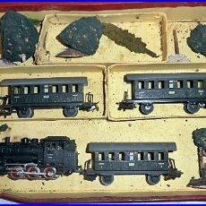 Trenes Escala: TREN MARCA MARKLIN EN SU CAJA ORIGINAL.. Lote 102092035