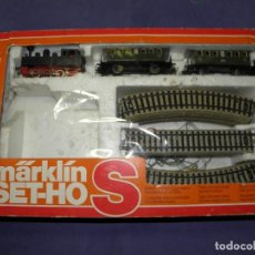 Trenes Escala: TREN MARKLIN SET 2920 H0. Lote 104733463