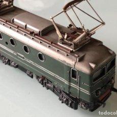 Trenes Escala: COLECCIONISTAS LOCOMOTORA MARKLIN SEW 800 AÑO FABRICACIÓN 1951 FUNCIONA CORRECTAMENTE. Lote 107228691