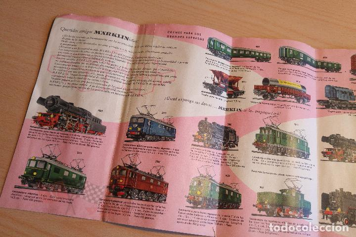 Trenes Escala: Triptico Marklin - Foto 4 - 110258303