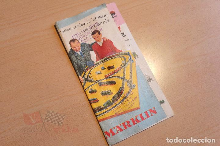 Trenes Escala: Triptico Marklin - Foto 8 - 110258303