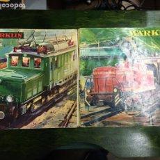 Trenes Escala: MARKLIN CATALOGOS. Lote 112322472