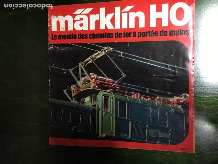 Trenes Escala: Marklin catalogos - Foto 2 - 112322472