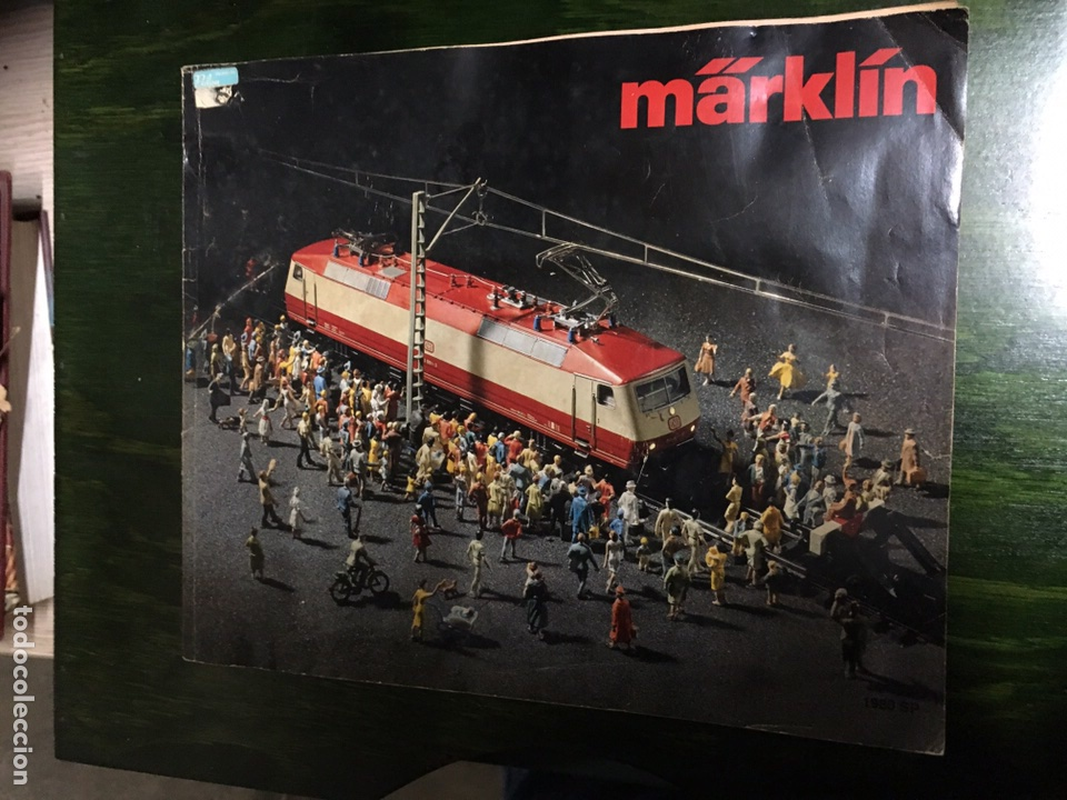 Trenes Escala: Marklin catalogos - Foto 3 - 112322472