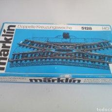 Trenes Escala: DESVÍO ELÉCTRICO MARKLIN 5128. Lote 113145646